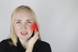Trigeminal neuralgia, atlas bone adjustment