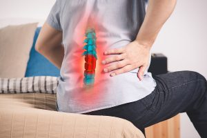 Lockdown Back Pain: The Cause and Ways to Avoid It