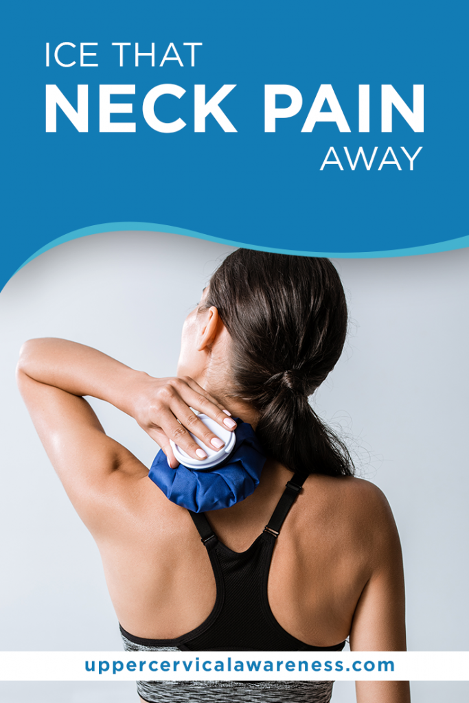 ice, Severe headache and neck pain