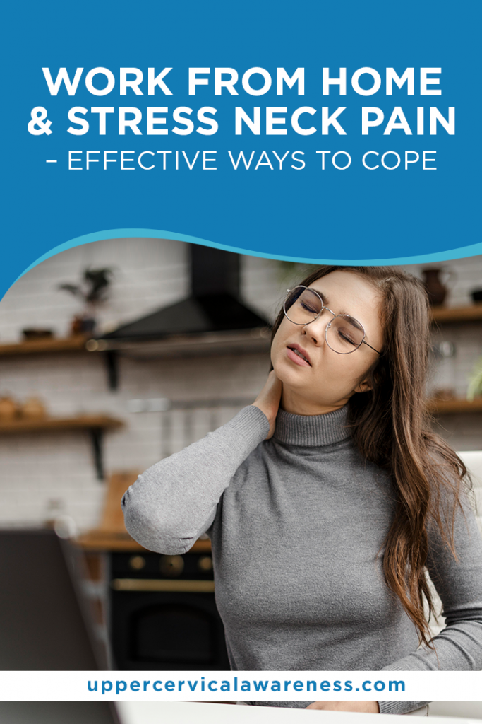 Work From Home and Stress Neck Pain – Effective Ways to Cope