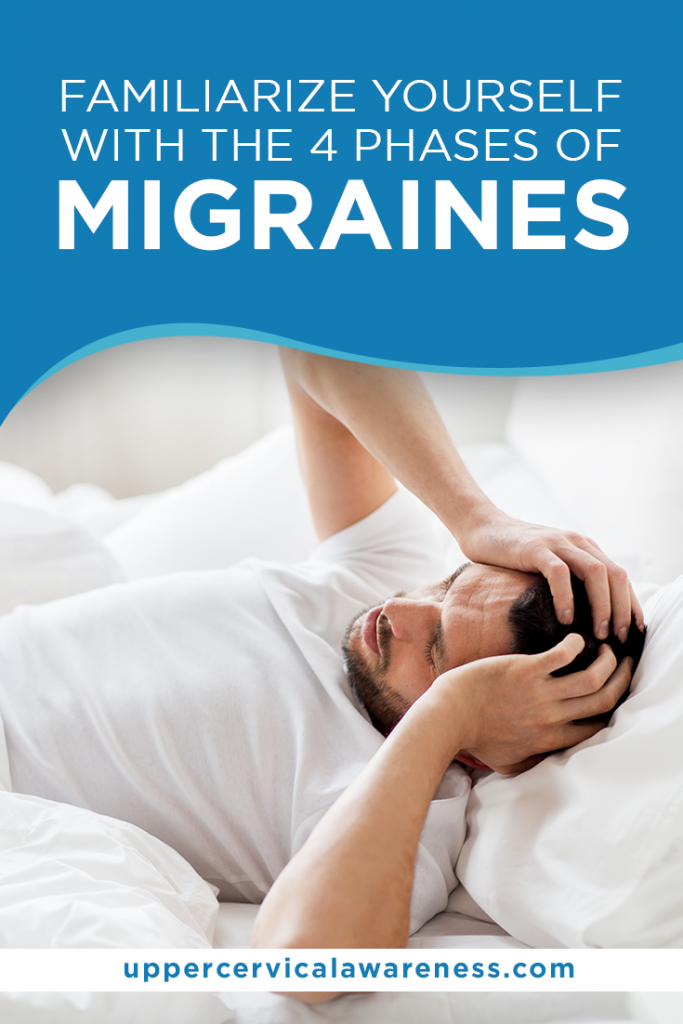 Migraines, pain in the neck behind the ear