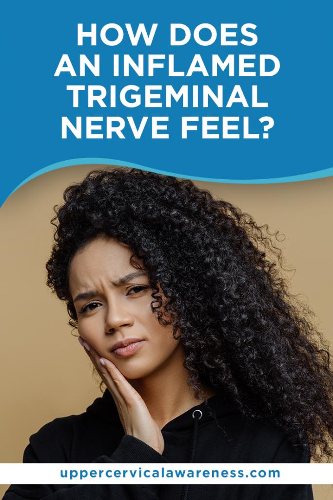 Trigeminal Nerve, upper cervical care