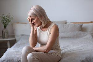 menopausal migraines, Atlas Orthogonal