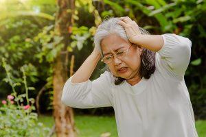 Dizziness in the Elderly