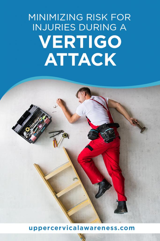 vertigo attack, vertigo relief