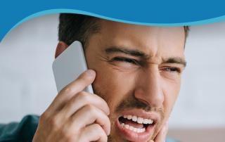 TMJ and ear pain