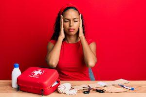 Migraine Survival Kit, chiropractor for migraines