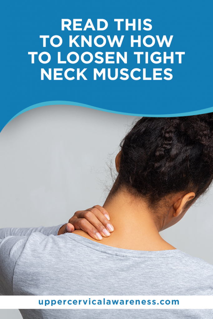 upper neck pain, upper cervical chiropractic care